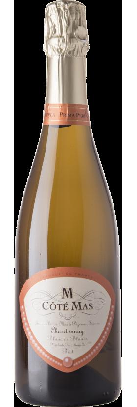 Kết quả hình ảnh cho cote mas chardonnay blanc de blanc