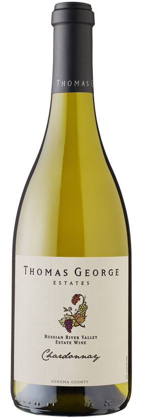 ESTATE CHARDONNAY | Thomas George Estates | Taub Family