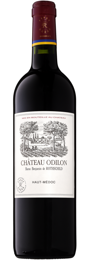 CHÂTEAU ODILON HAUT-MÉDOC | Château Odilon | Taub Family Selections